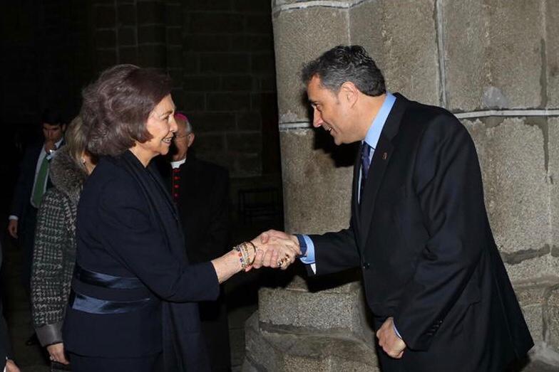 S.M. la Reina Doña Sofía recibirá en Cuenca el Premio Patrimonio del Grupo Ciudades Patrimonio de la Humanidad