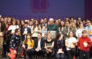 El Ayuntamiento premia en la Gala del Deporte al centenar de deportistas que ha destacado en 2018