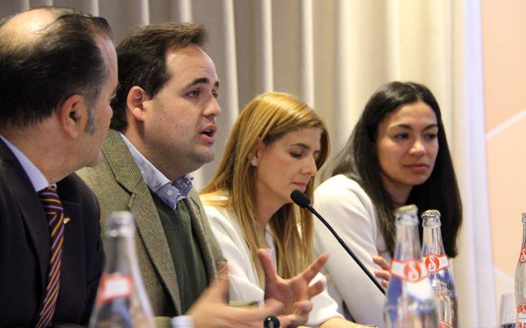 Núñez está convencido del éxito de la concentración en Madrid para reclamar la unidad de España y frenar el chantaje del independentismo catalán