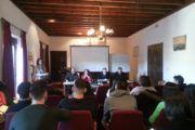 """La alcaldesa de Alcaudete de la Jara clausura el itinerario de emprendimiento del programa """"EMPRENDE JOVEN CLM"""" en la localidad"""
