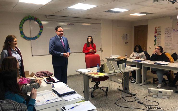 El programa Cuenca Empleo Joven de la Diputación de Cuenca se acerca al 80% de su ejecución