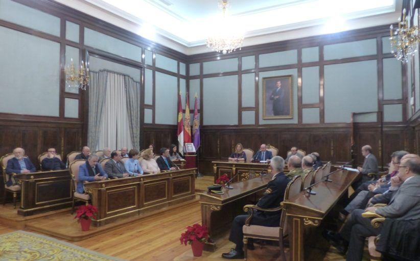 Latre entrega los Premios Provincia y Río Ungría y Henares 2018