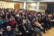 Éxito rotundo del homenaje que el PP de Malagón ha rendido a los integrantes de sus candidaturas de la etapa democrática