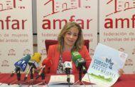 AMFAR presenta una plataforma de formación online para vencer la despoblación y la dispersión geográfica