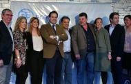 Paco Núñez afirma que gobernar en coalición con la sociedad, junto con el municipalismo y el territorio, son la base del proyecto político del PP-CLM