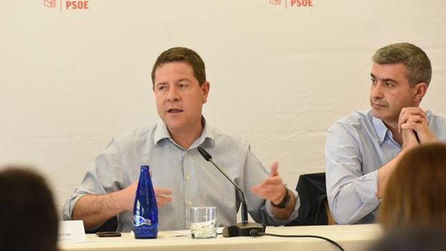 García-Page pide convocar una Conferencia de Presidentes Autonómicos en la próxima legislatura para abordar la armonización fiscal