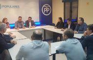 Preocupación entre los alcaldes del PP ante el grave problema de despoblación que sufre la provincia y el abandono del medio rural por parte de los socialistas