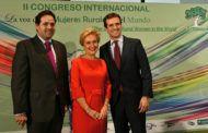 Núñez asiste, con Casado y Quintanilla, a la conferencia