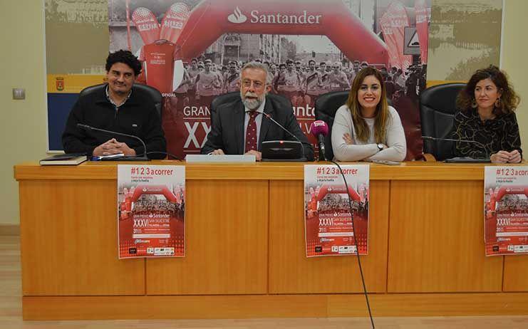 Ramos presenta la XXXVI Carrera de San Silvestre con 1.700 inscritos hasta el momento