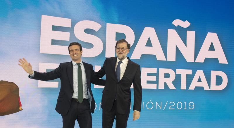 """Rajoy admite que lo ha pasado """"francamente mal"""""""