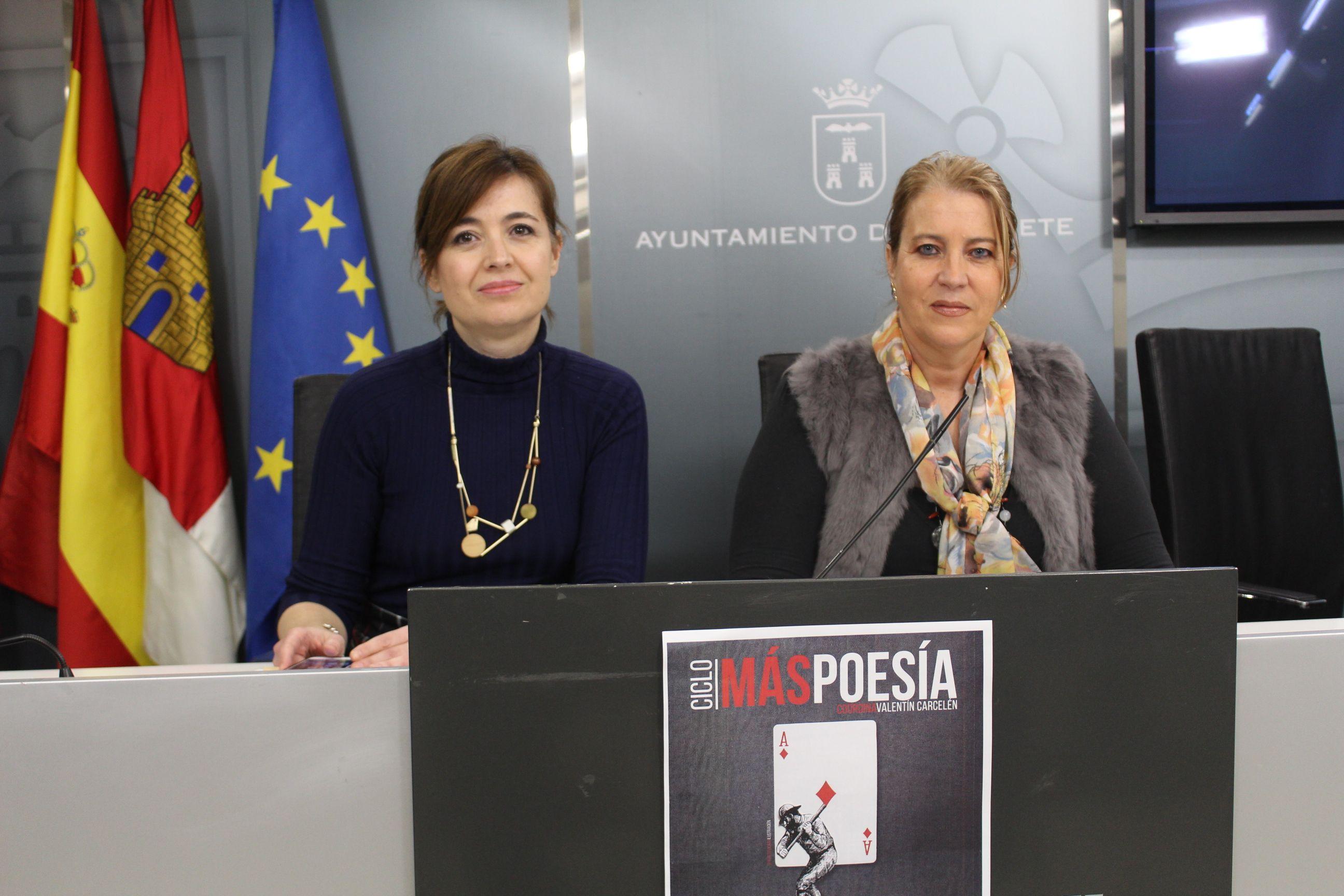 """La Universidad Popular celebra el ciclo """"Más Poesía 2018"""" con presencia de seis autores del panorama poético actual vinculados con Albacete"""