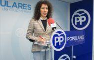 """Molina lamenta que el dinero que no viene a Ciudad Real capital se haya marchado a Cataluña para pagar el """"alquiler"""" de Sánchez en la Moncloa"""