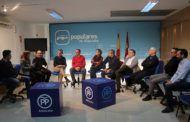 Navarro denuncia los recortes de Sánchez y Page a las infraestructuras anunciadas por Fomento para la provincia de Albacete