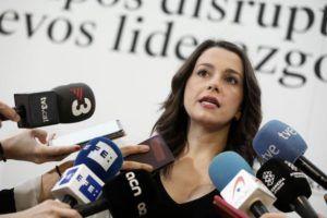 """Ciudadanos reitera su disposición a apoyar unos presupuestos """"moderados"""", """"pragmáticos"""" y """"de centro"""""""