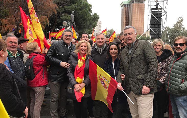 Cañizares pide al PSOE de Sánchez y Page que escuche el clamor popular y que se convoquen elecciones