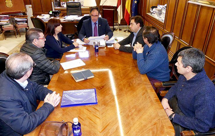 Diputación apoyará a la Agrupación Musical San Clemente de La Mancha para participar en un certamen internacional