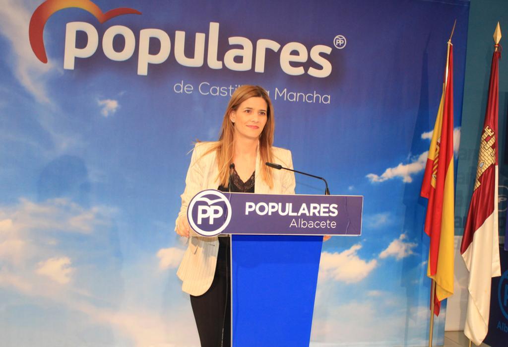 Agudo denuncia la traición de Page a España al vetar en las Cortes Regionales que se hable de la situación de Cataluña