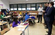 Diputación apuesta por dar a conocer y concienciar a los escolares de la importancia del patrimonio de Cuenca