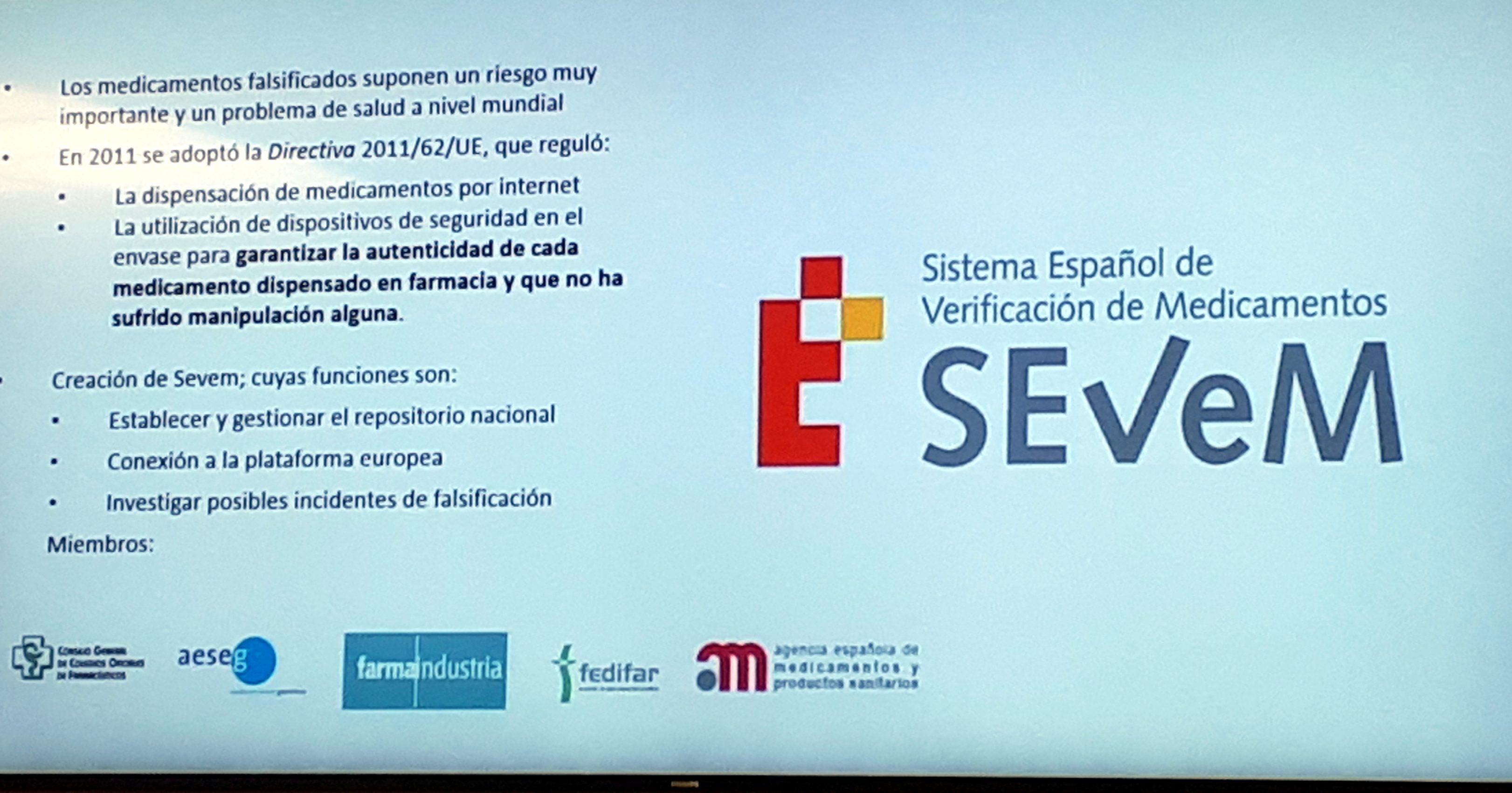 Las 1.263 farmacias de Castilla-La Mancha inician mañana el nuevo sistema contra los medicamentos falsificados