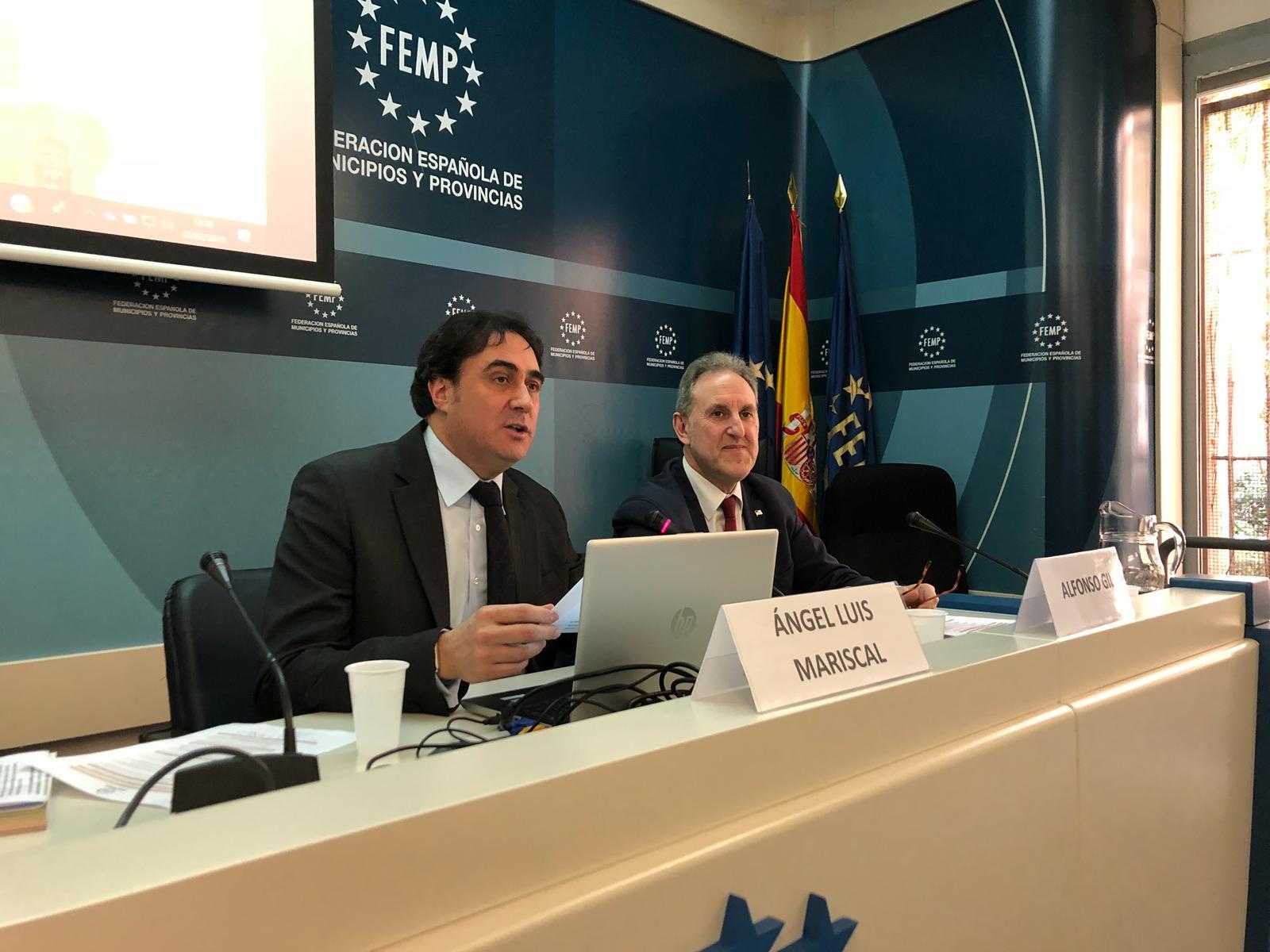 Mariscal defiende en una jornada de la FEMP la movilidad urbana como factor clave en la calidad de vida y desarrollo económico de las ciudades
