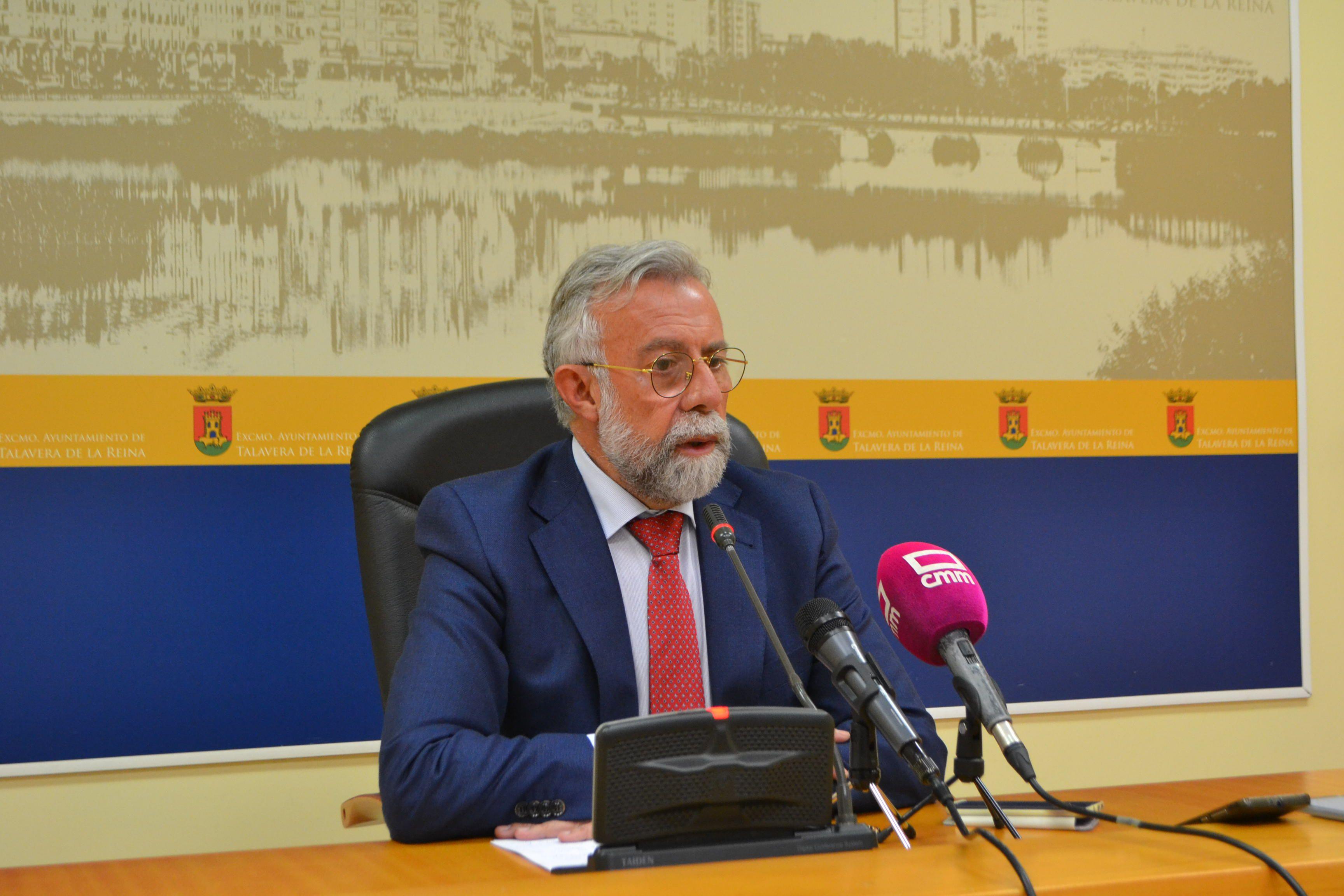 Ramos reta a Page a que dote al museo de cerámica Ruiz de Luna de un director propio