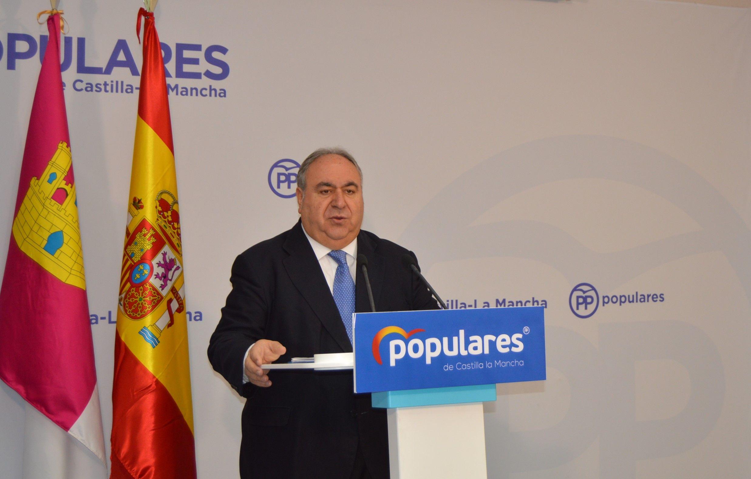 """Tirado anima a acudir a la concentración del domingo bajo el lema: """"Por una España Unida, Elecciones Ya"""""""