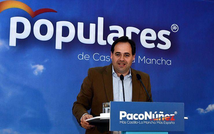 Núñez asegura que hay que pensar bien el voto, porque puede acabar haciendo presidente del Gobierno a Pedro Sánchez