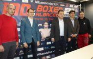 """El boxeador ruso Petrov """"El Zar"""" subcampeón mundial en peso ligero vuelve a los cuadriláteros el próximo sábado en Albacete"""