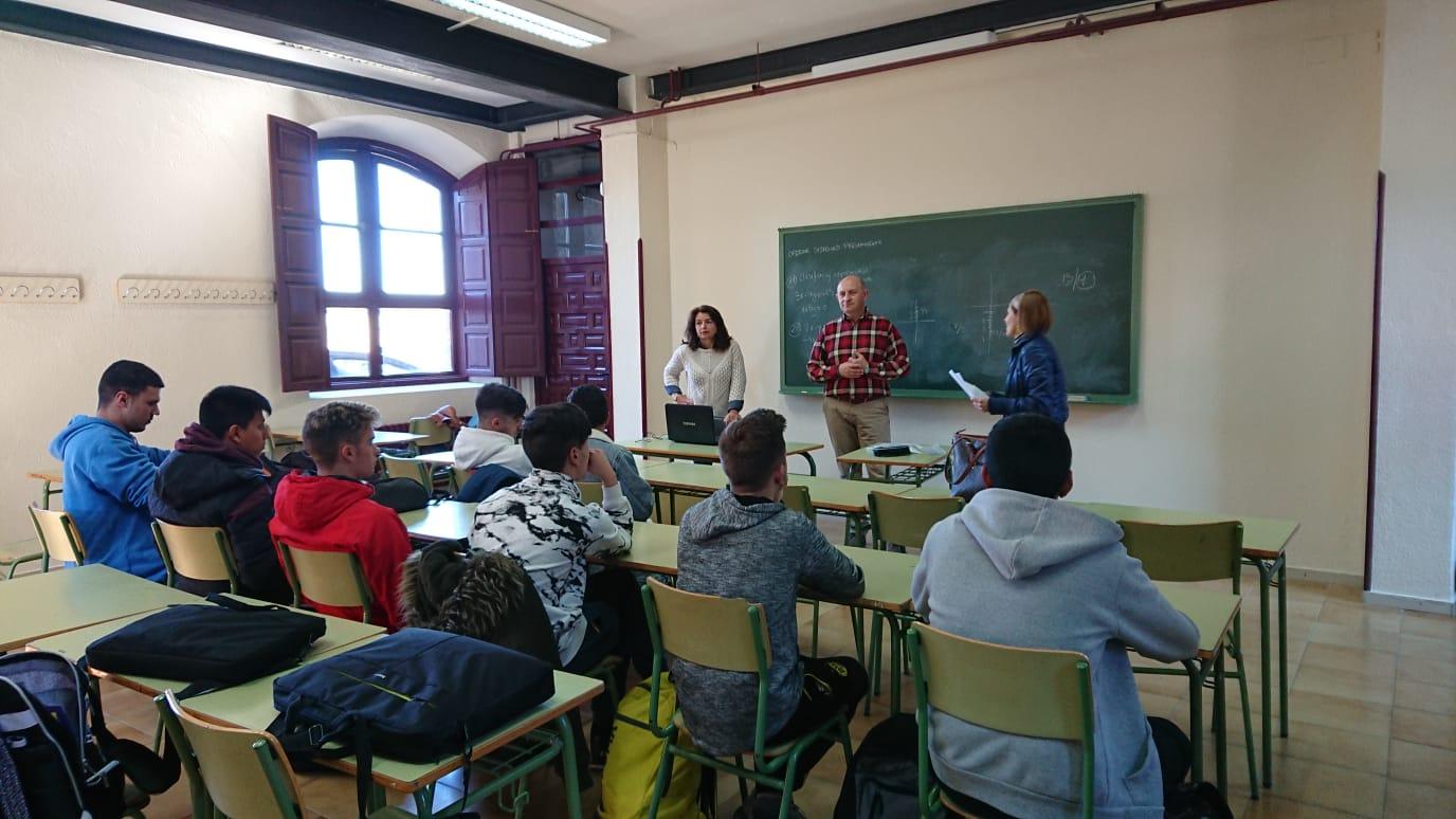 La Cámara de Comercio de Toledo y Liberbank promueven la educación financiera y el emprendimiento juvenil