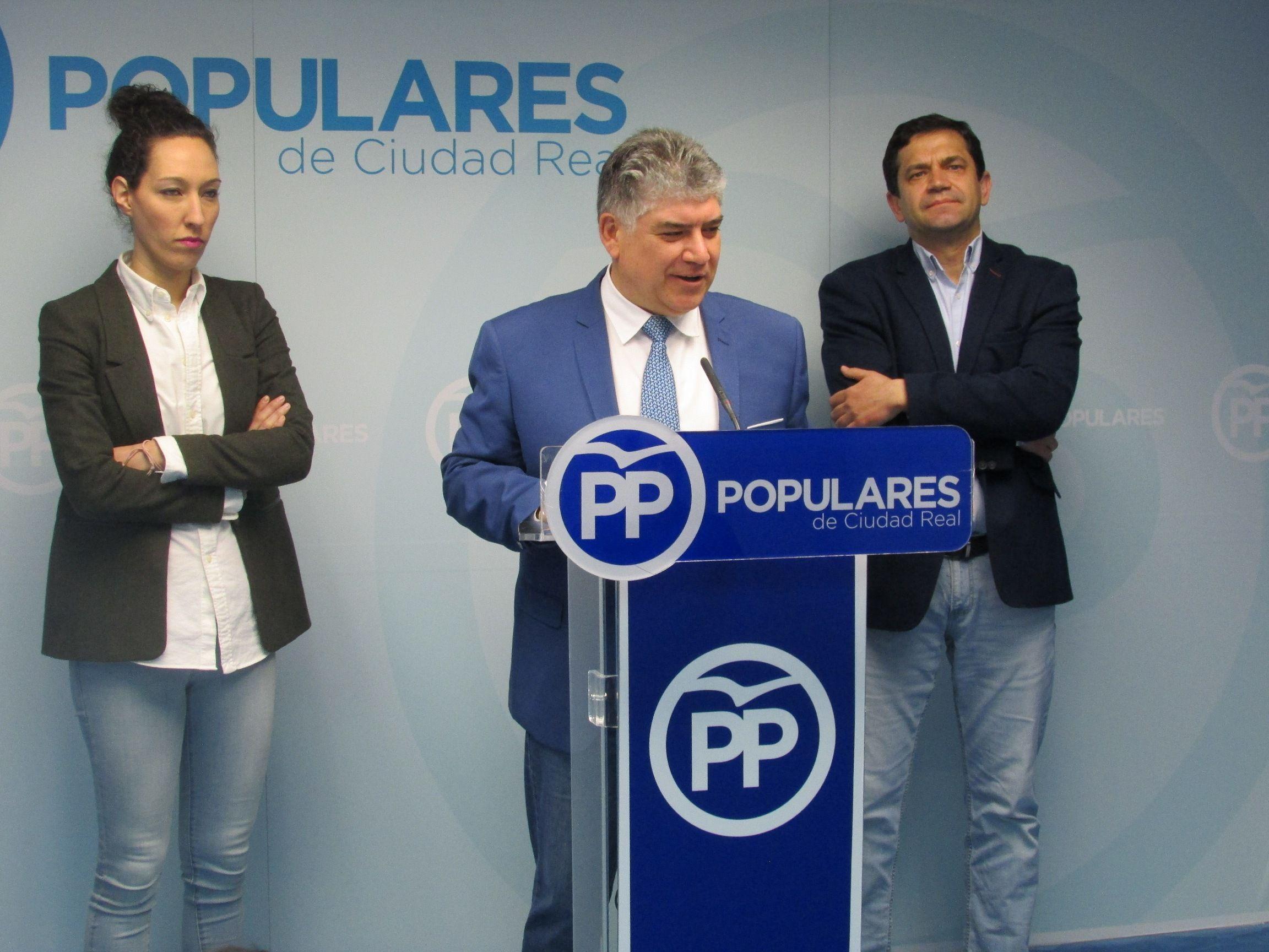 """Cotillas: """"Estamos convencidos de que mañana veremos, otra vez, la sumisión de García-Page ante Pedro Sánchez"""""""