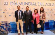 Núñez pondrá en marcha cuando gobierne una mesa con representación de todos interesados en materia de agua para conseguir que sea un motor económico para la región