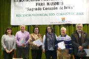 Entregados los premios del XXIII Concurso Provincial de Poesía y Relato para Mayores Sagrado Corazón de Jesús de Cuenca