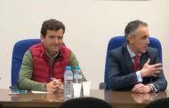 VOX se reúne con la Federación de Empresarios de Puertollano