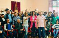 Romero participa en la fiesta de Las Caras y destaca su historia, su tradición y el carácter participativo de la misma