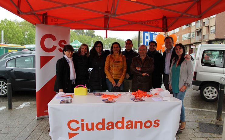 Arteaga reivindica a Ciudadanos como la única alternativa moderna y regeneradora al gobierno de Sánchez con los separatistas