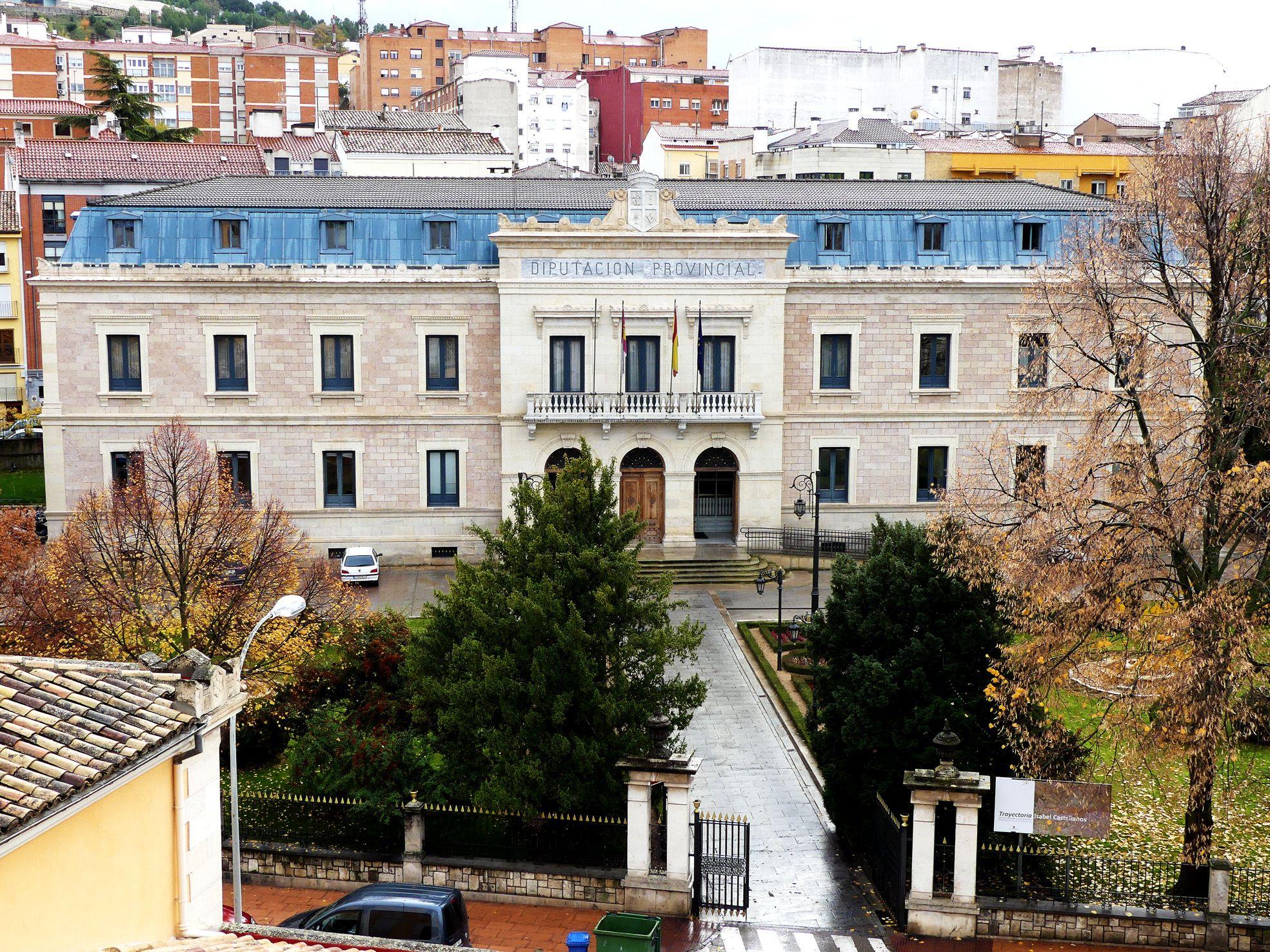 Diputación concederá ayudas por valor de 265.000 euros a clubes deportivos de la provincia