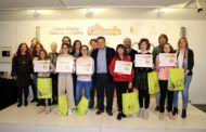 Serrano agradece a los 168 niños y niñas que han participado en el VI Concurso infantil de cuentos sobre la cuchillería