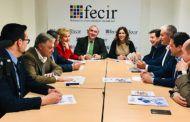 Romero reitera el apoyo del PP a los empresarios como creadores de empleo y riqueza