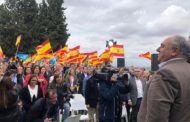Tirado asegura que Pablo Casado y el PP representan el voto efectivo para echar a Sánchez de La Moncloa