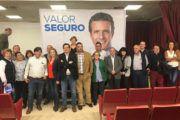 Valverde asegura que el Partido Popular es el único que conoce de verdad y defiende a la España rural