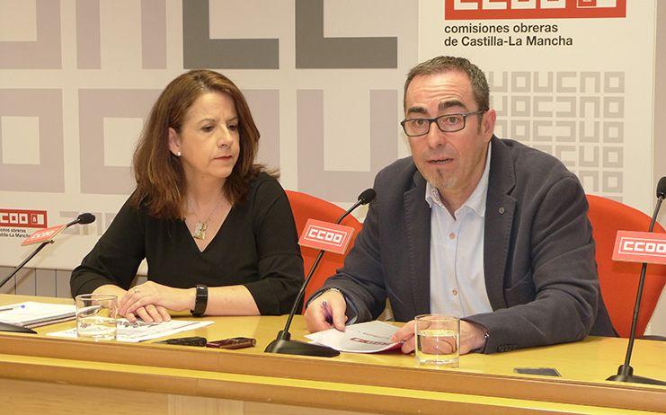 CCOO CLM celebra el 4 y 5 de octubre en Cuenca la Escuela de Jóvenes Sindicalistas
