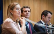 """Casado anuncia que pedirá la """"suspensión inmediata"""" de los diputados electos encarcelados"""