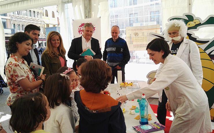 Cañizares afirma que la cultura debe ser uno de los ejes vertebradores de Ciudad Real