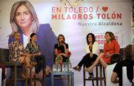 Tolón destaca la contribución municipal a las políticas de igualdad que seguirá impulsando en los próximos cuatro años