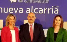 """Guarinos: """"El 26 de mayo está en nuestras manos cambiar las cosas para conseguir un futuro y una Guadalajara mejor"""""""