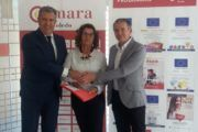 Fundación Incyde y Cámara de Comercio firman un acuerdo por la excelencia empresarial en la red de viveros de la provincia