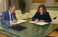 La Diputación de Guadalajara colabora con la Asociación de la Prensa para la promoción de sus actividades y la formación de sus asociados