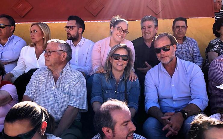 Lola Merino anuncia que Paco Núñez creará una Red Regional de Municipios por la Tauromaquia