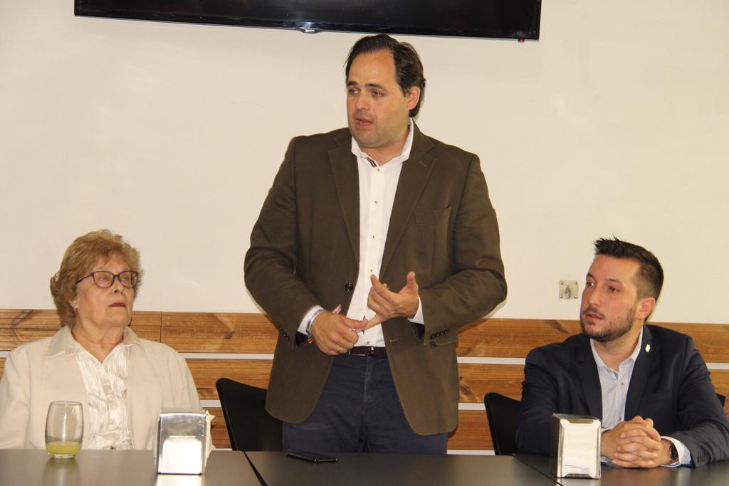 Núñez asegurará las listas de espera cero en Atención Primaria y aumentará la dotación de profesionales