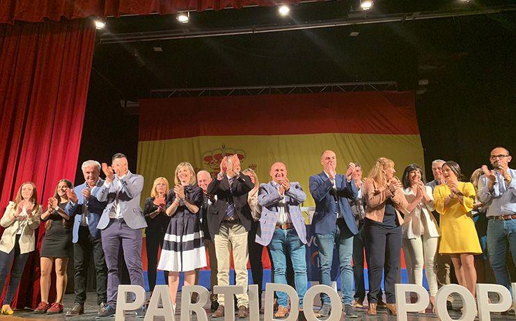 Gregorio: Castilla-La Mancha necesita un presidente que cumpla su palabra como Paco Núñez, frente a las mentiras de Page